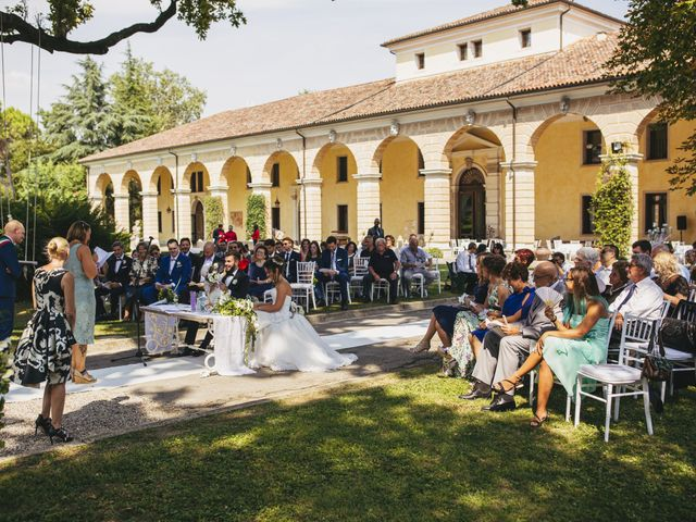 Il matrimonio di Mirko e Giulia a Gorgo al Monticano, Treviso 16