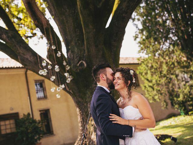 Il matrimonio di Mirko e Giulia a Gorgo al Monticano, Treviso 17