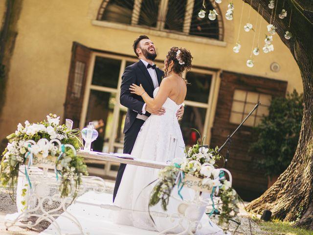 Il matrimonio di Mirko e Giulia a Gorgo al Monticano, Treviso 18
