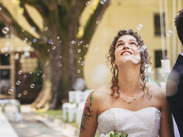 Il matrimonio di Mirko e Giulia a Gorgo al Monticano, Treviso 20