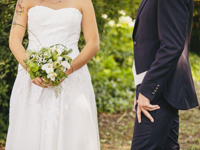 Il matrimonio di Mirko e Giulia a Gorgo al Monticano, Treviso 22