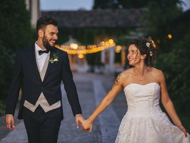 Il matrimonio di Mirko e Giulia a Gorgo al Monticano, Treviso 26