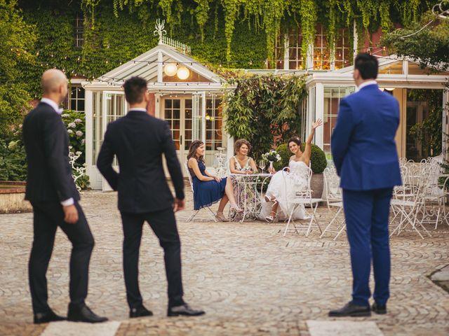 Il matrimonio di Mirko e Giulia a Gorgo al Monticano, Treviso 27