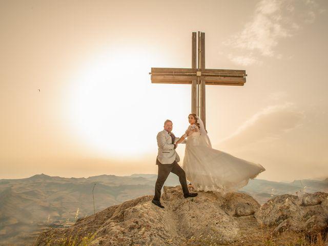 Le nozze di Noemi e Francesco
