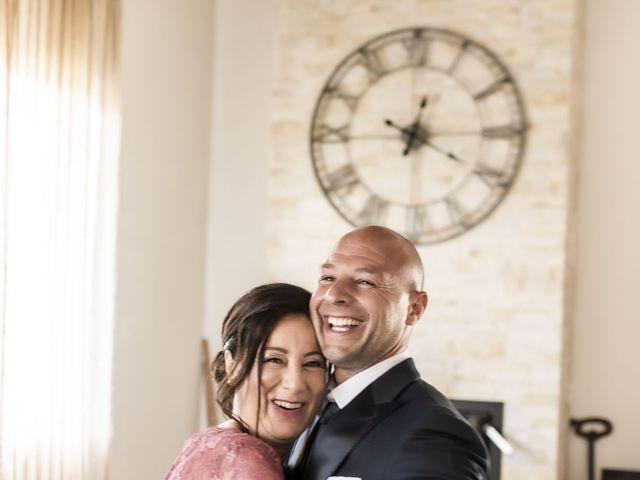 Il matrimonio di Emanuele e Vanessa a Calco, Lecco 6