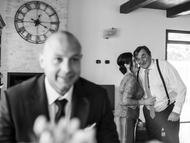 Il matrimonio di Emanuele e Vanessa a Calco, Lecco 7
