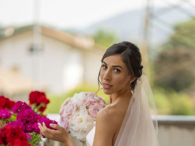 Il matrimonio di Emanuele e Vanessa a Calco, Lecco 15