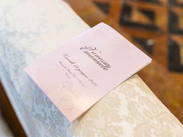 Il matrimonio di Emanuele e Vanessa a Calco, Lecco 17