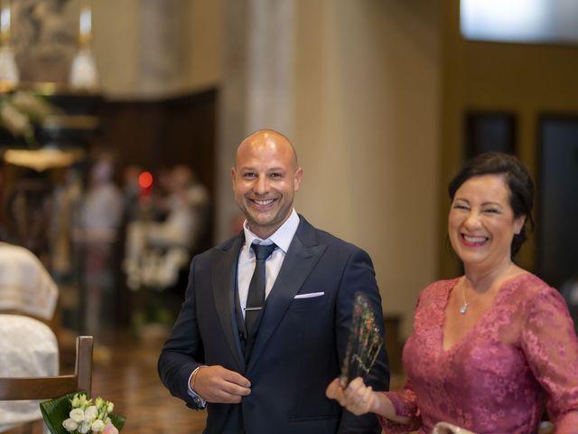 Il matrimonio di Emanuele e Vanessa a Calco, Lecco 19
