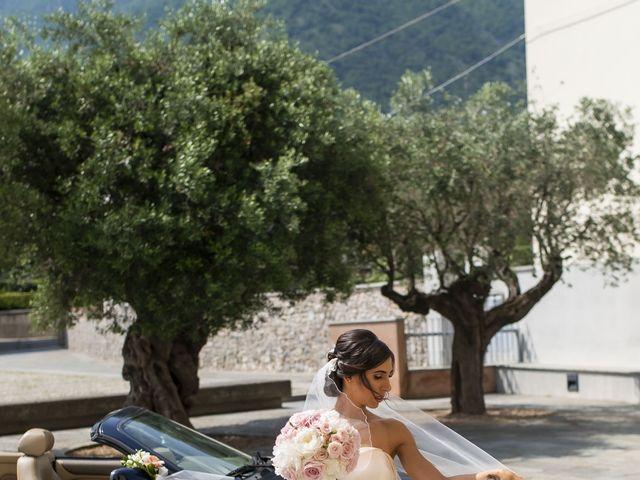 Il matrimonio di Emanuele e Vanessa a Calco, Lecco 21