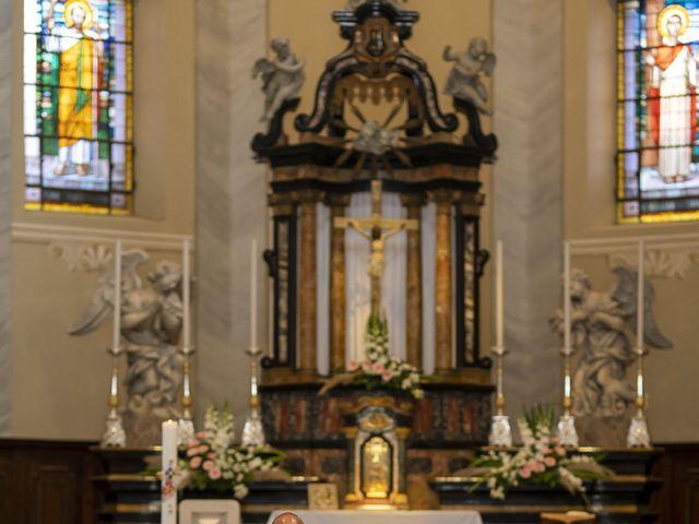 Il matrimonio di Emanuele e Vanessa a Calco, Lecco 35