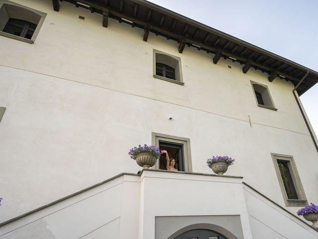 Il matrimonio di Emanuele e Vanessa a Calco, Lecco 39