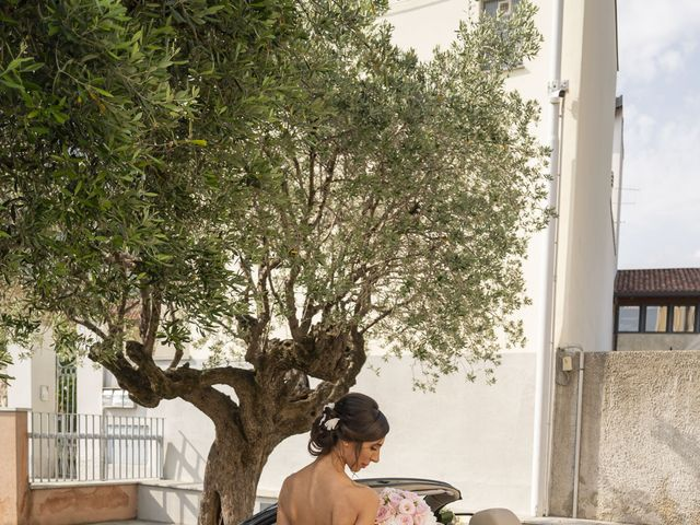 Il matrimonio di Emanuele e Vanessa a Calco, Lecco 40