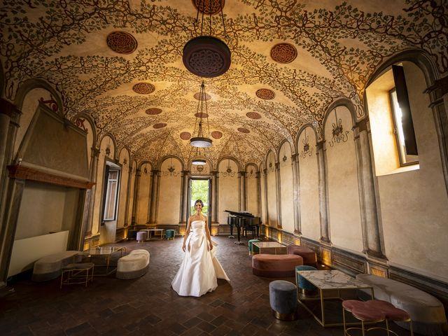 Il matrimonio di Emanuele e Vanessa a Calco, Lecco 47