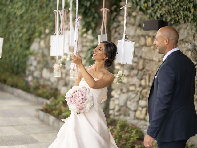 Il matrimonio di Emanuele e Vanessa a Calco, Lecco 48
