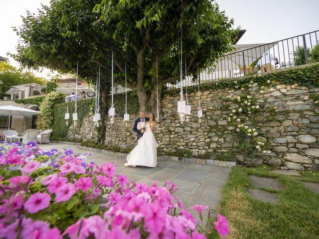 Il matrimonio di Emanuele e Vanessa a Calco, Lecco 49
