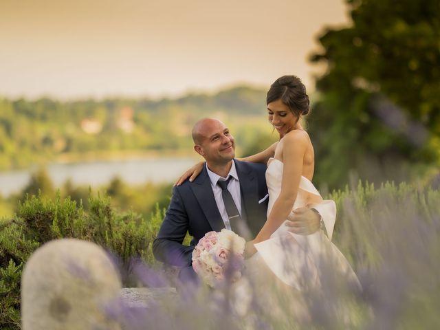 Il matrimonio di Emanuele e Vanessa a Calco, Lecco 51