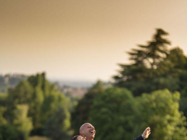 Il matrimonio di Emanuele e Vanessa a Calco, Lecco 53