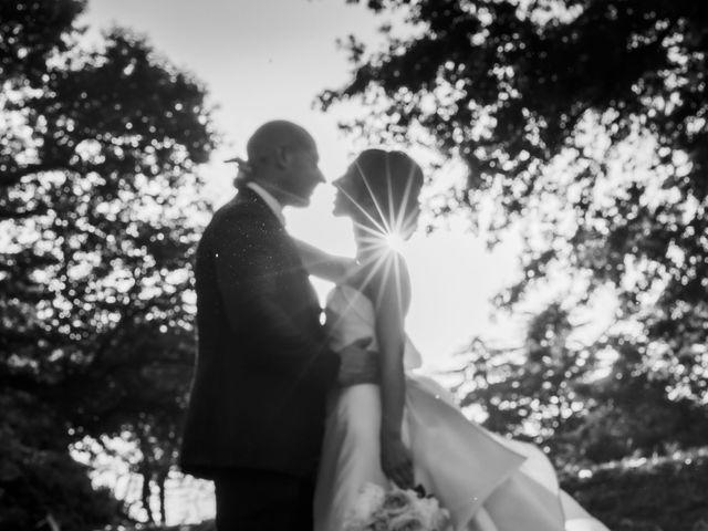 Il matrimonio di Emanuele e Vanessa a Calco, Lecco 54