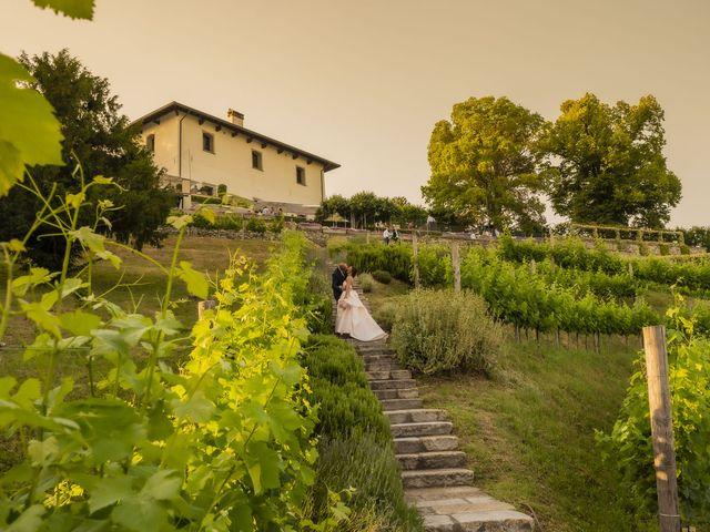 Il matrimonio di Emanuele e Vanessa a Calco, Lecco 58