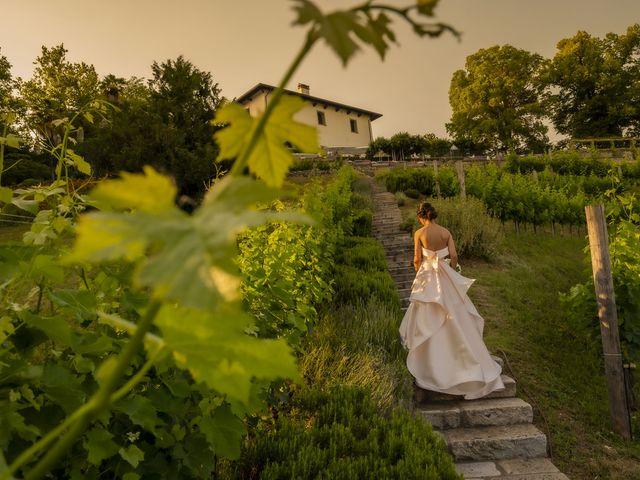 Il matrimonio di Emanuele e Vanessa a Calco, Lecco 59