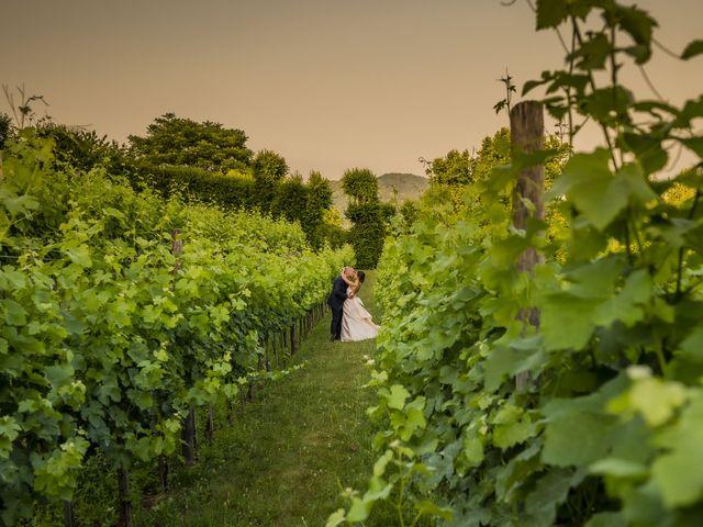 Il matrimonio di Emanuele e Vanessa a Calco, Lecco 1