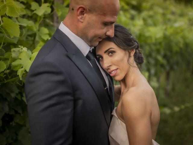Il matrimonio di Emanuele e Vanessa a Calco, Lecco 60