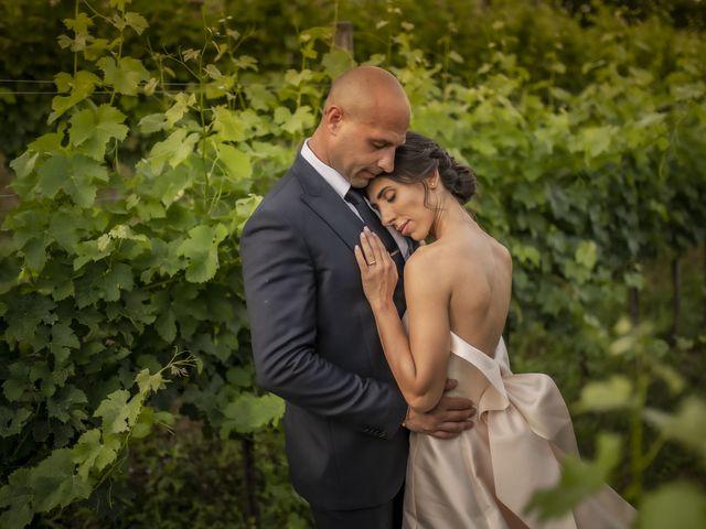 Le nozze di Vanessa e Emanuele