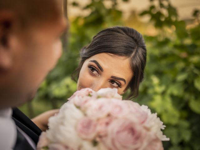 Il matrimonio di Emanuele e Vanessa a Calco, Lecco 61
