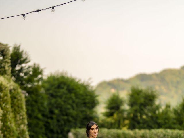 Il matrimonio di Emanuele e Vanessa a Calco, Lecco 62