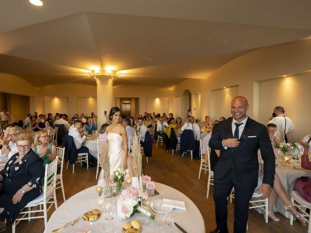 Il matrimonio di Emanuele e Vanessa a Calco, Lecco 66