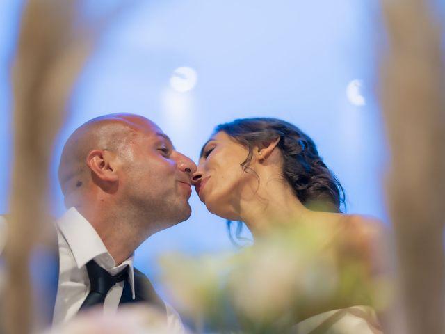 Il matrimonio di Emanuele e Vanessa a Calco, Lecco 69
