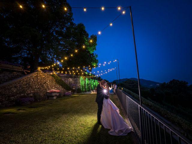 Il matrimonio di Emanuele e Vanessa a Calco, Lecco 70