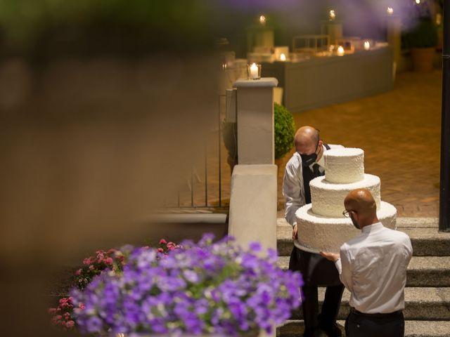 Il matrimonio di Emanuele e Vanessa a Calco, Lecco 76