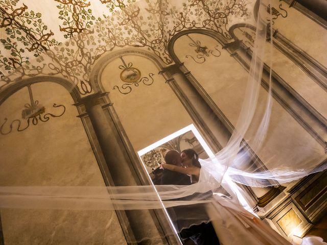 Il matrimonio di Emanuele e Vanessa a Calco, Lecco 79