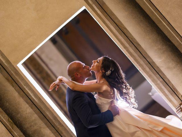 Il matrimonio di Emanuele e Vanessa a Calco, Lecco 80