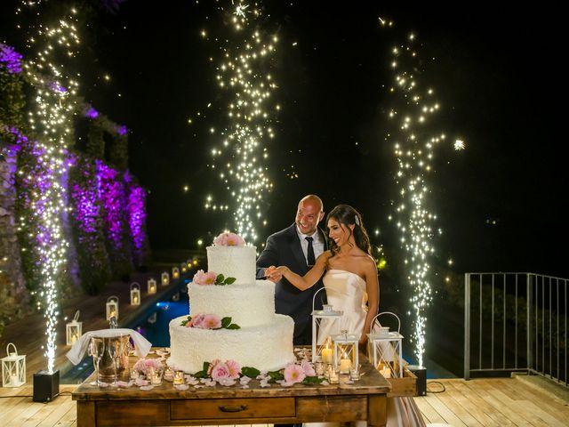 Il matrimonio di Emanuele e Vanessa a Calco, Lecco 82