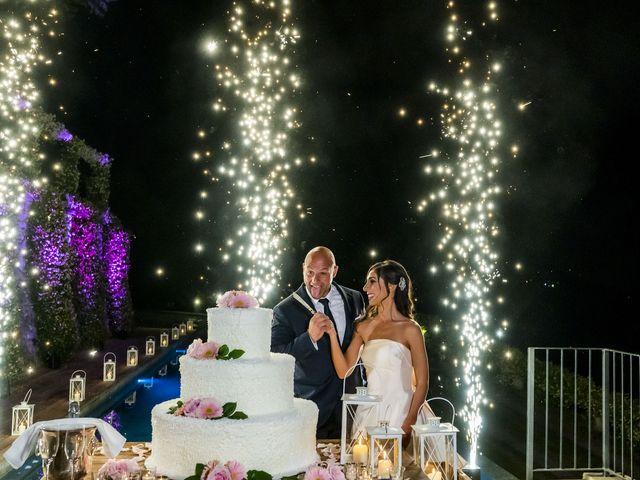 Il matrimonio di Emanuele e Vanessa a Calco, Lecco 83