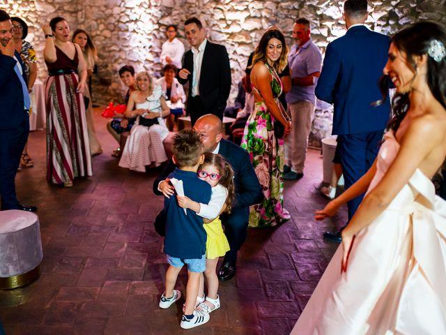 Il matrimonio di Emanuele e Vanessa a Calco, Lecco 88