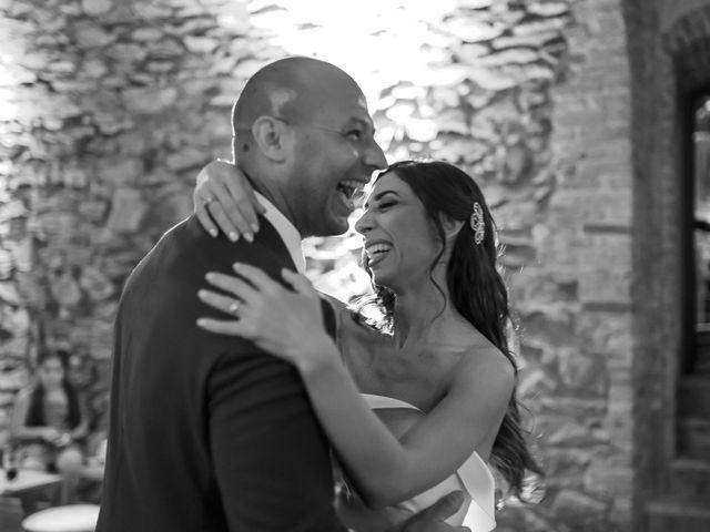 Il matrimonio di Emanuele e Vanessa a Calco, Lecco 91