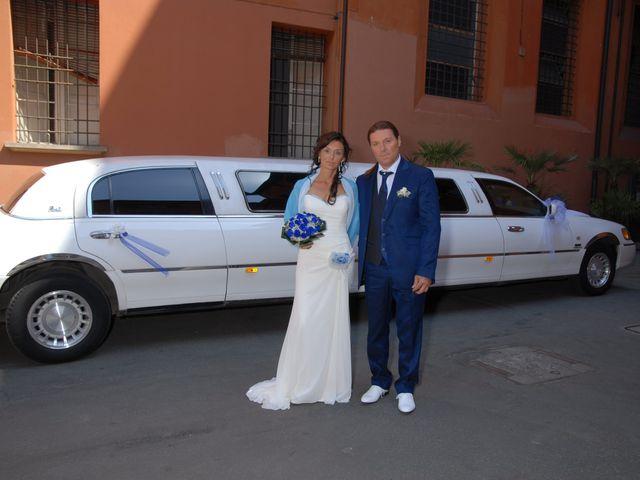 Il matrimonio di Claudio e Grazia a Bologna, Bologna 1