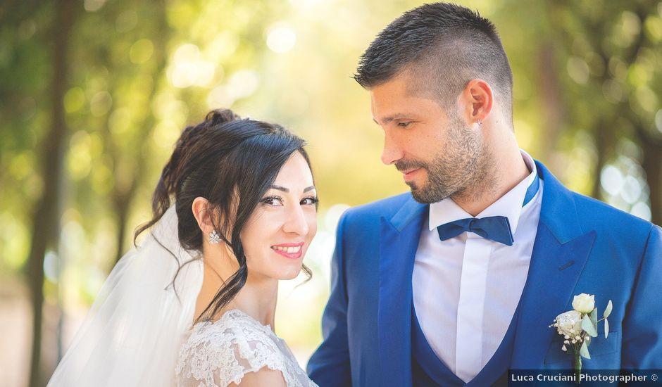 Il matrimonio di Nicola e Vanessa a Recanati, Macerata