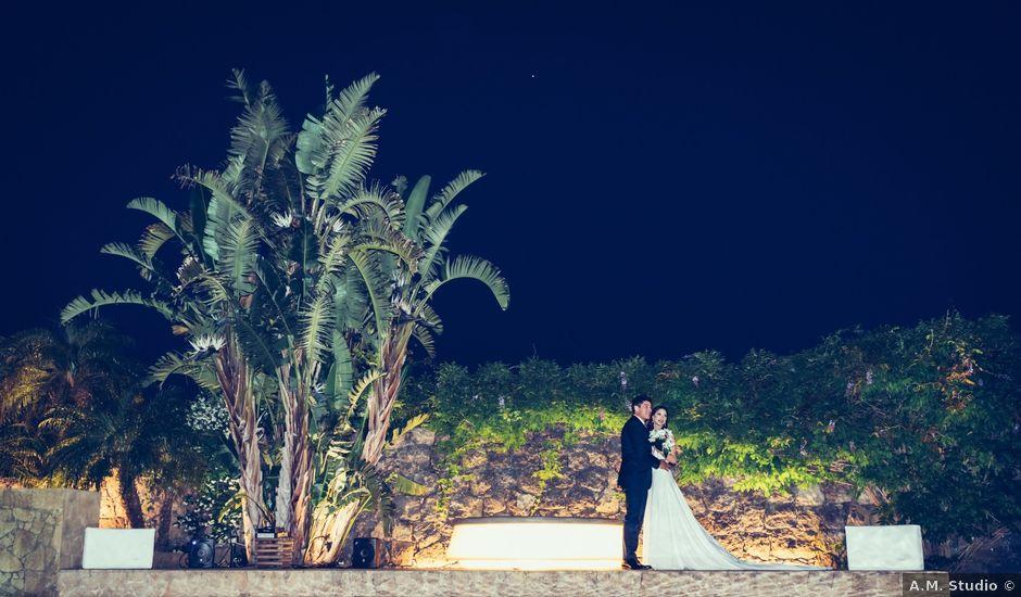 Il matrimonio di Giuseppe e Martina a Acireale, Catania