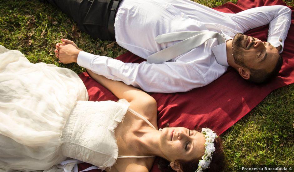 Il matrimonio di Marco e Camilla a Perugia, Perugia