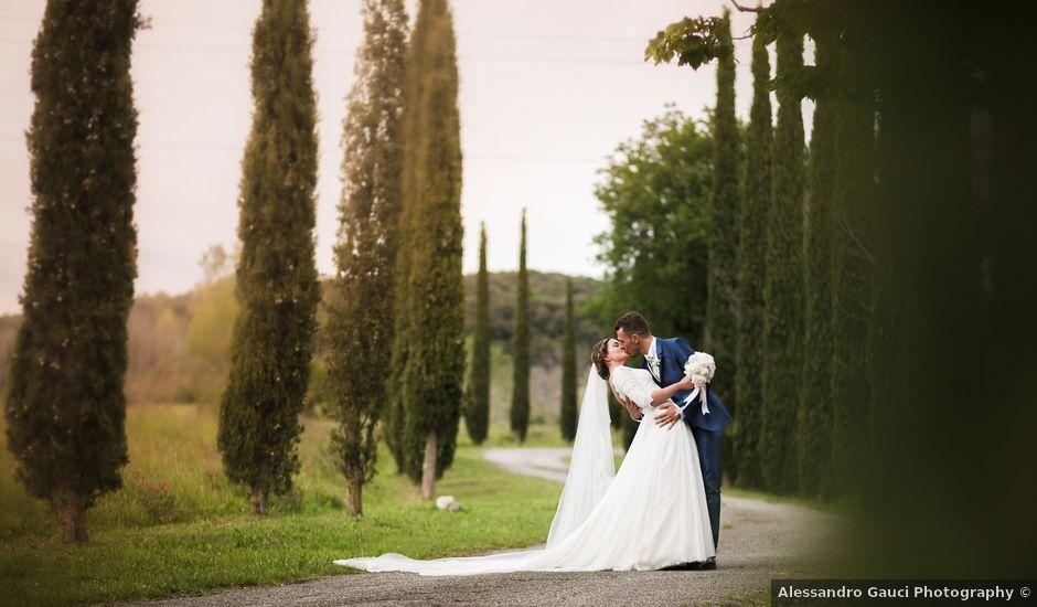 Il matrimonio di Lorenzo e Alessia a Pisa, Pisa
