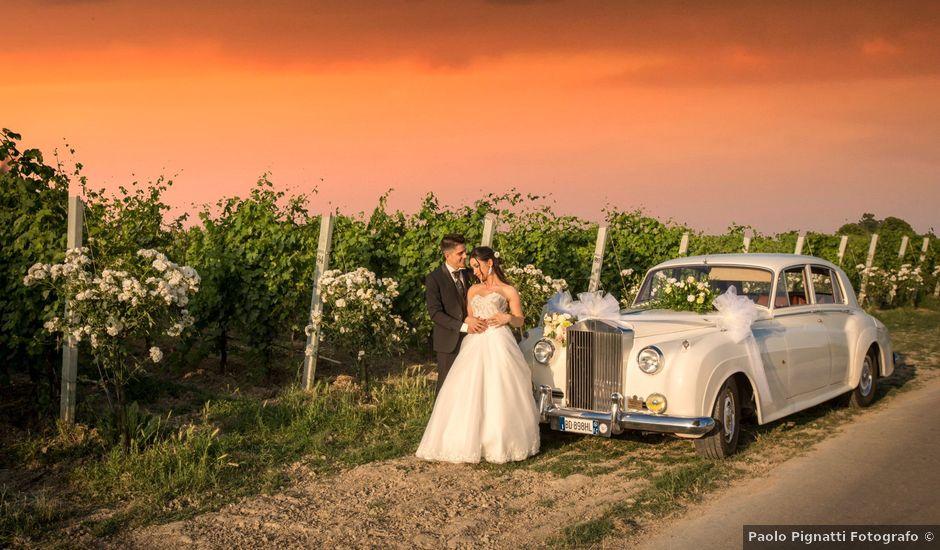 Il matrimonio di Nicholas e Chiara a Vignola, Modena