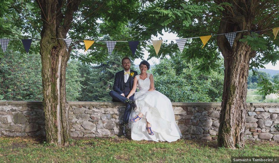 Il matrimonio di Marco e Alice a Varese, Varese