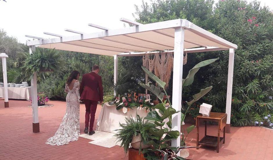 Il matrimonio di Michael e Silvia a Alghero, Sassari