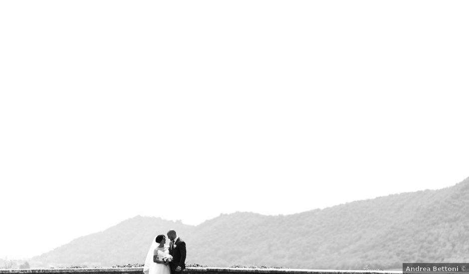 Il matrimonio di Kristofer e Valentina a Adro, Brescia
