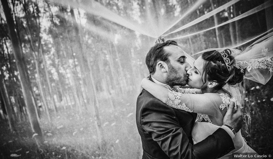 Il matrimonio di Oscar e Donatella a Caltanissetta, Caltanissetta